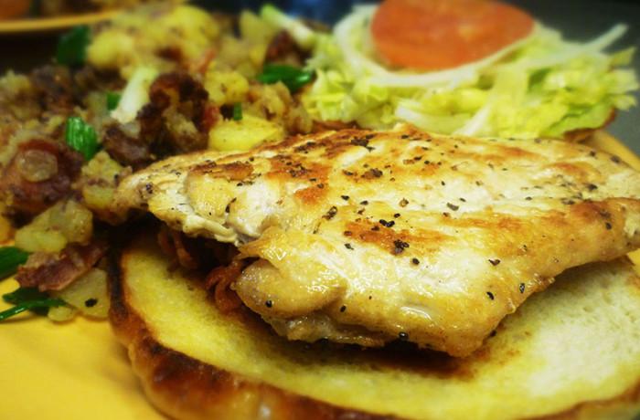 Grilled Chicken Sandwich $8.99