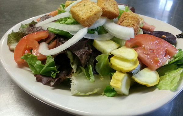 Haus Salat (House Salad) $3.49