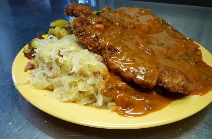Paprika Schnitzel $13.99