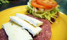Salami-and-Brie-Sandwich