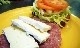 Salami-and-Brie-Sandwich