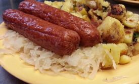 Smoked-Bratwurst